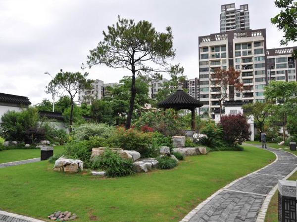市政园林景观